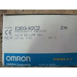 OMRON E2EG-X2C2 2M