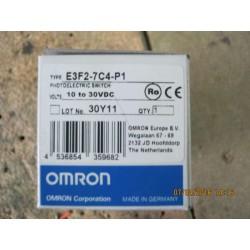 OMRON E3F2-7C4-P1