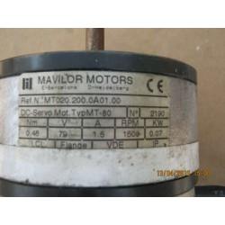 MAVILOR MOTORS MT020.200.0A01
