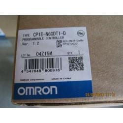 PLC OMRON CP1E-N60DT1-D
