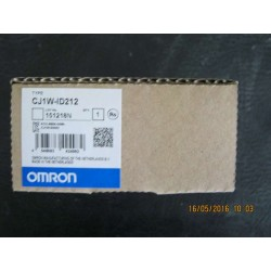 PLC OMRON CJ1W-ID212