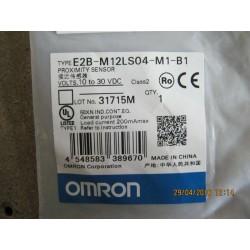 SENSORE OMRON E2B-M12LS04-M1-B1