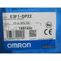 SENSORE OMRON E3F1-DP22