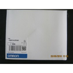PLC OMRON CQM1H-CPU61