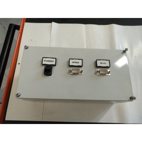 Convertitore Ethernet/Bit-bus/Rs232 System