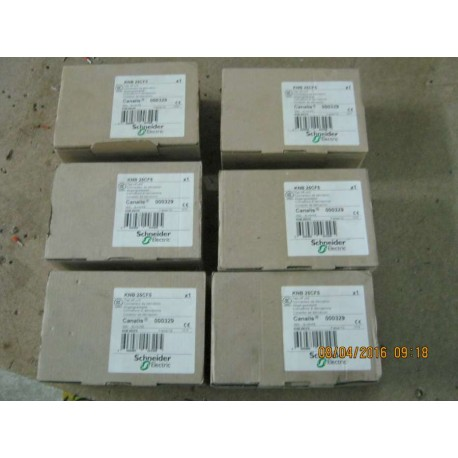 SCHNEIDER ELECTRIC KNB 25CF5